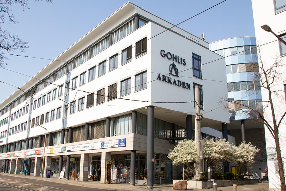 Volkssolidarität Stadtverband Leipzig, Heute: Gohlis Arkaden